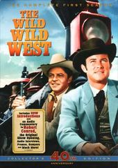Wild Wild West - Season 1 (7-DVD)