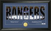 "Hockey - New York Rangers ""Silhouette"" Bronze"