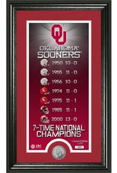 "Football - University of Oklahoma ""Legacy"""