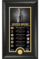 "Hockey - Boston Bruins ""Legacy"" Supreme Bronze"
