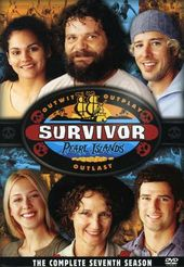 Survivor - Season 7 (Pearl Islands) (5-DVD)