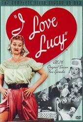 I Love Lucy - Complete 5th Season (4-DVD)