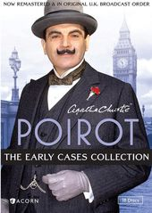 Agatha Christie's Poirot - Early Cases Collection