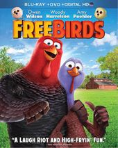 Free Birds (Blu-ray + DVD)