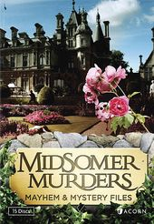 Midsomer Murders - Mayhem & Mystery Files (6-DVD)