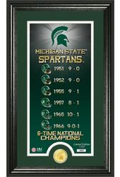 "Football - Michigan State ""Legacy"" Supreme Minted"