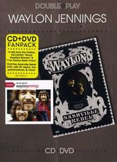 Double Play: Waylon Jennings (2-CD)