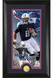 "Football - Marcus Mariota ""Supreme"" Bronze Coin"