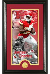 "Football - Jamaal Charles ""Supreme"" Bronze Coin"