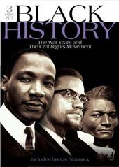 Black History - An Historical Overview (3-DVD)