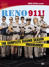 Reno 911! - Complete 2nd Season (3-DVD)