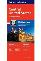 Rand McNally Central United States: Regional Map