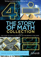 The Story of Math: Deluxe Collection (5-DVD)