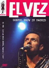 El Vez - Gospel Show in Madrid