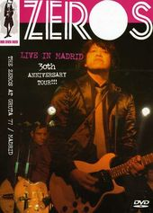 Zeros: Live in Madrid