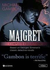 Maigret - Complete Collection (4-DVD)