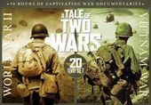A Tale of Two Wars: WWII & Vietnam War (20-DVD)