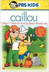 Caillou's Treasure Hunt & Other Adaventures