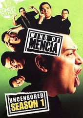 Mind of Mencia - Uncensored Season 1 (2-DVD)