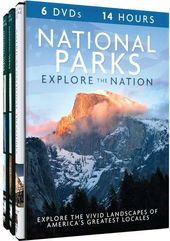 National Parks: Explore the Nation (6-DVD)