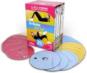 At-Home Fitness Gift Set [Box Set] (20-DVD)