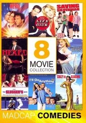 Madcap Comedies - 8 Movie Collection (4-DVD)