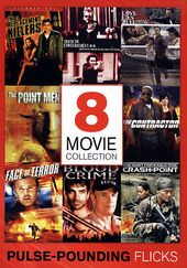 Pulse-Pounding Flicks: 8 Movie Collection