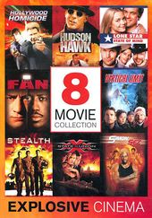 Explosive Cinema: 8 Movie Collection