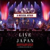 A Musical Affair: Live in Japan (CD + DVD)