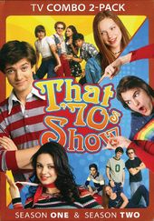 That '70s Show - Season 1 & 2 (6-DVD)