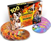 100 Awesomely Cheesy Movies (24-DVD)