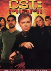 CSI: Miami - Complete 4th Season (7-DVD)