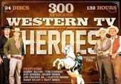 Western TV Heroes, Volume 2 (24-DVD)