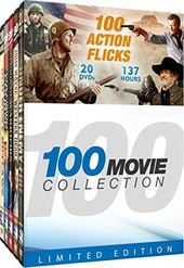 100 Movie Collection: 100 Action Flicks (20-DVD)