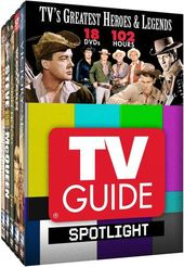 TV Guide Spotlight: TV's Greatest Heroes &