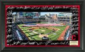 Baseball - Cleveland Indians 2016 Signature Field