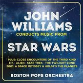 John Williams Conducts Music from Star Wars (2-CD)