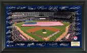 Baseball - Texas Rangers 2016 Signature Field
