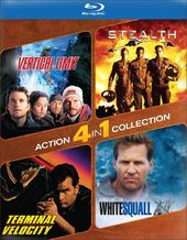 4-In-1 Action Collection (Vertical Limit /