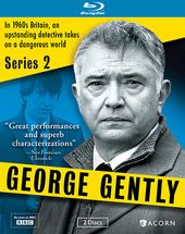 George Gently - Series 2 (Blu-ray)