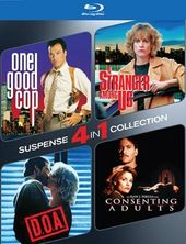4-In-1 Suspense Collection (One Good Cop / A