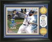 Baseball - Alex Gordon Photo Mint