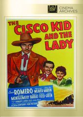 Cisco Kid - The Cisco Kid and the Lady