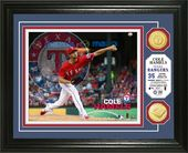 Baseball - Cole Hamels Photo Mint