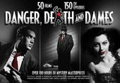 Danger, Death and Dames: 50 Films & 150 TV
