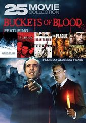 Buckets of Blood: 25-Movie Collection (6-DVD)