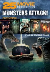 Monsters Attack! (6-DVD)