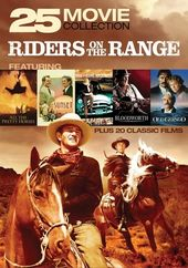 Riders on the Range: 25-Movie Collection (6-DVD)