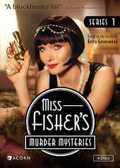 Miss Fisher's Murder Mysteries - Series 1 (4-DVD)