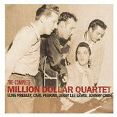 The Complete Million Dollar Quartet (Elvis